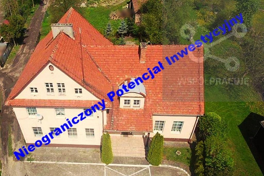 Dom, Przybiernów, Przybiernów (gm.), 656 m²