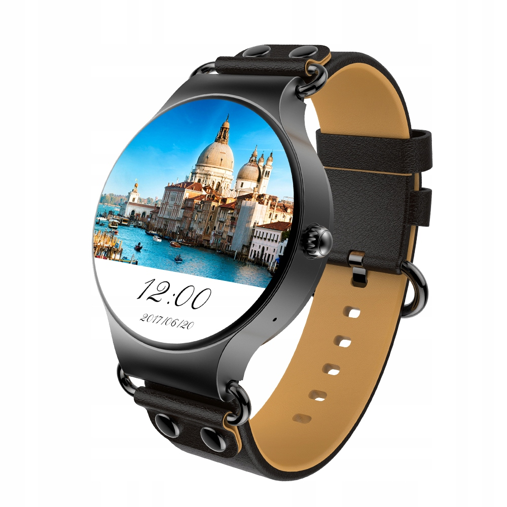 smartwatch zegarek kw98 ios android