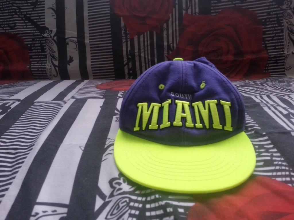 Czapka Z Daszkiem H&M ''Miami''