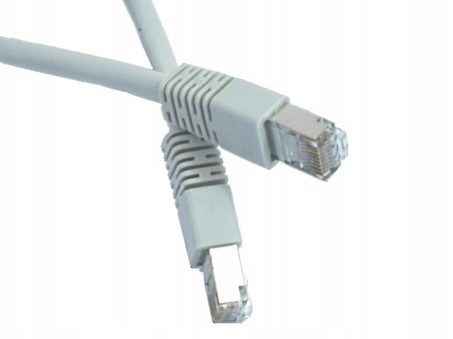 Gembird Patch cord ekranowany FTP kat.6 10M szary