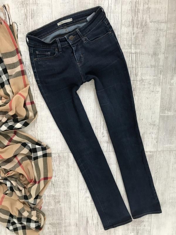 LEVI'S 715 jeans spodnie BOOTCUT 26/30 36 STRETCH