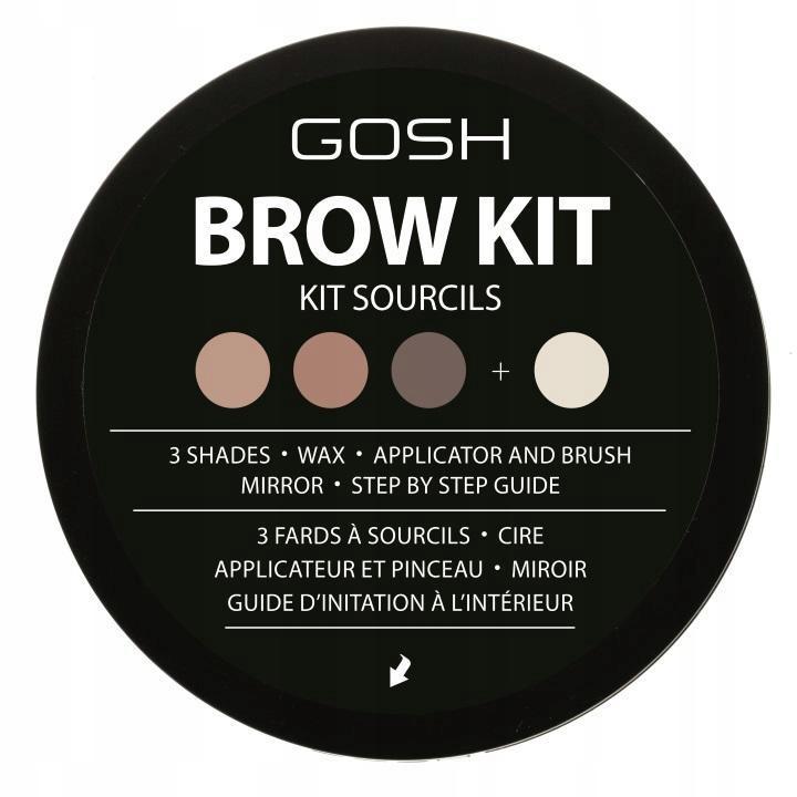 Brow Kit zestaw do stylizacji brwi 001