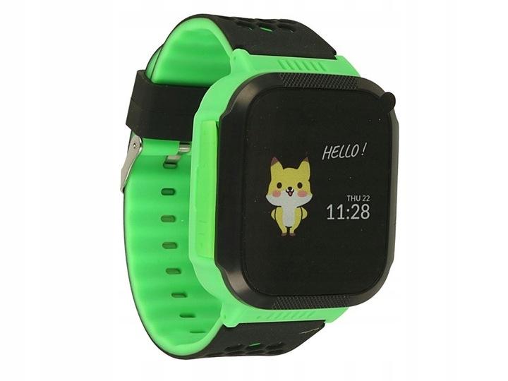 Smartwatch Kids Forever Findme! KW-200 zielony