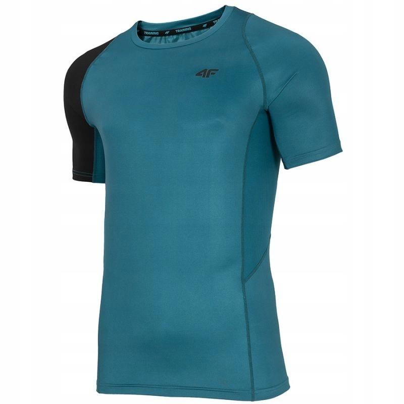 Męska Koszulka 4F Sportowy T-shirt Trening r.L