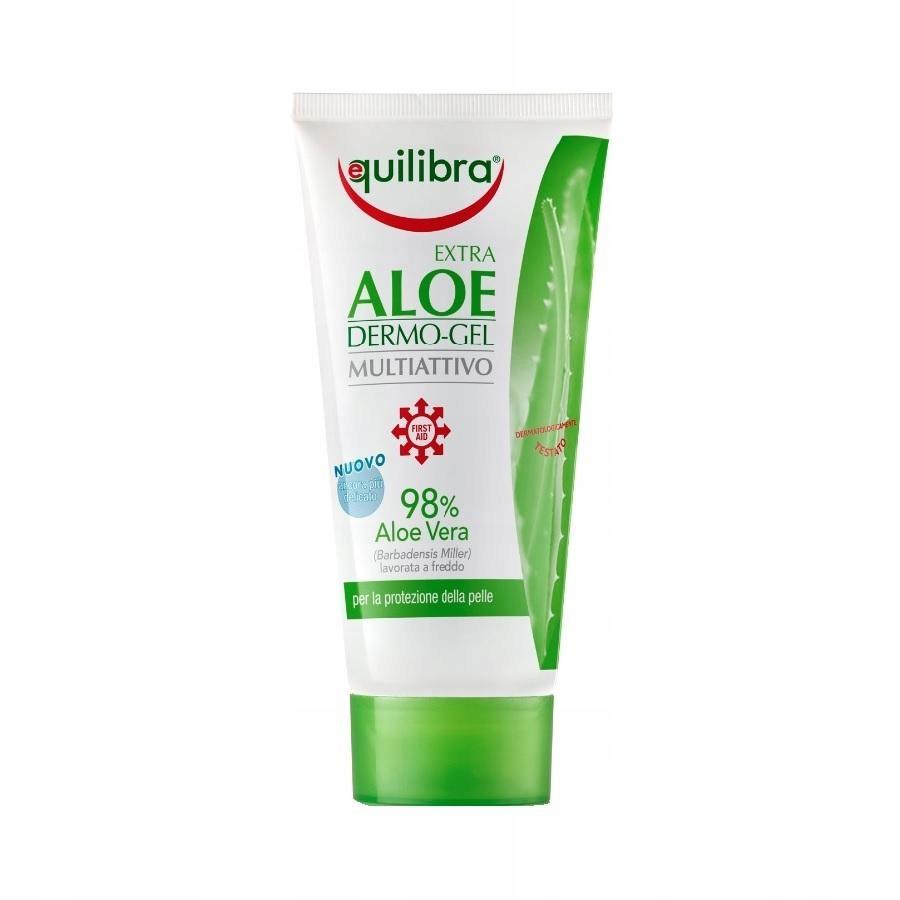 Aloe Dermo-Gel aloesowy dermo żel multi-active