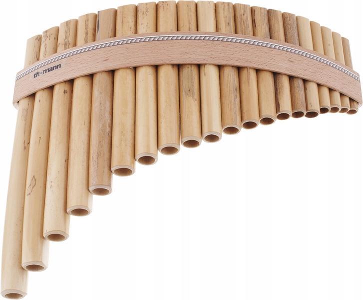 Fletnia pana Thomann Panpipes 20C bambus