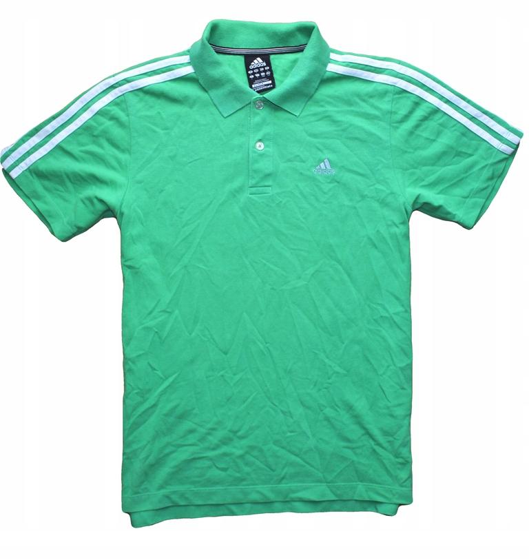 Adidas L koszulka polo klasyk bawelniana