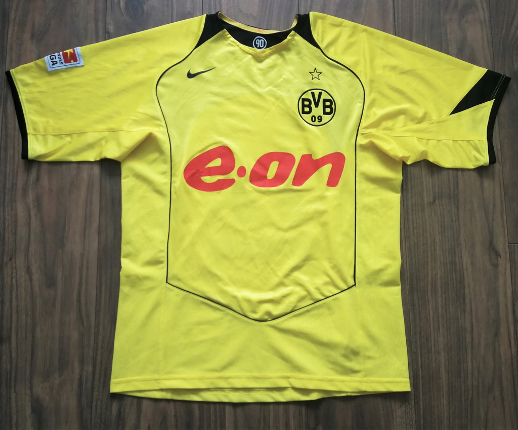 BORUSSIA DORTMUND DEDE t-shirt piłkarski roz XL