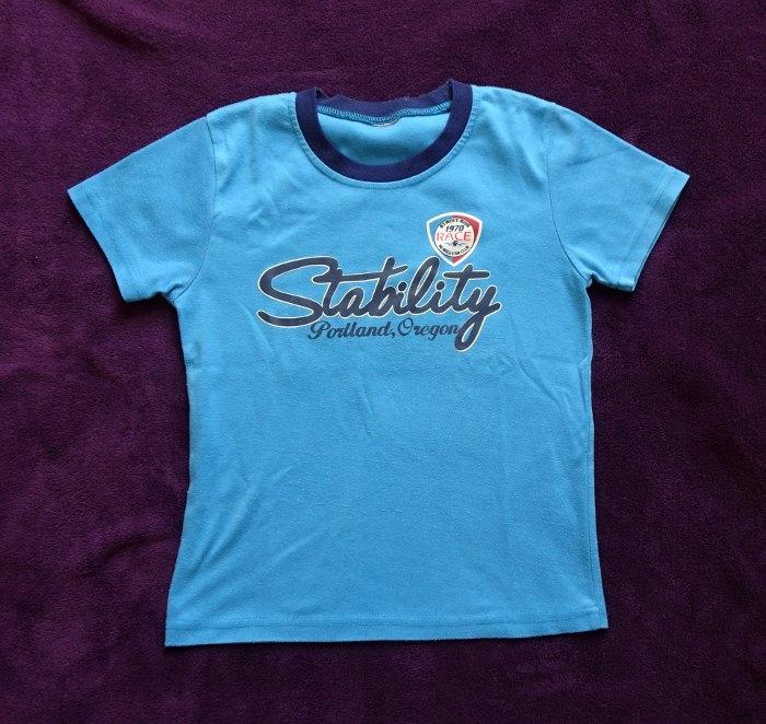T-shirt chłopięcy z nadrukiem 122
