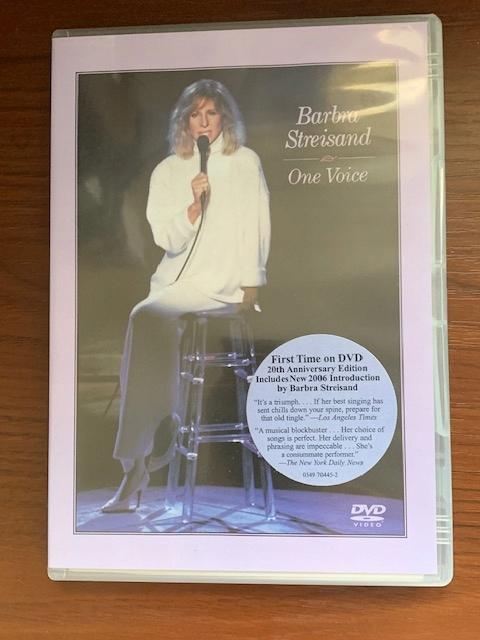 Barbra Streisand One Voice