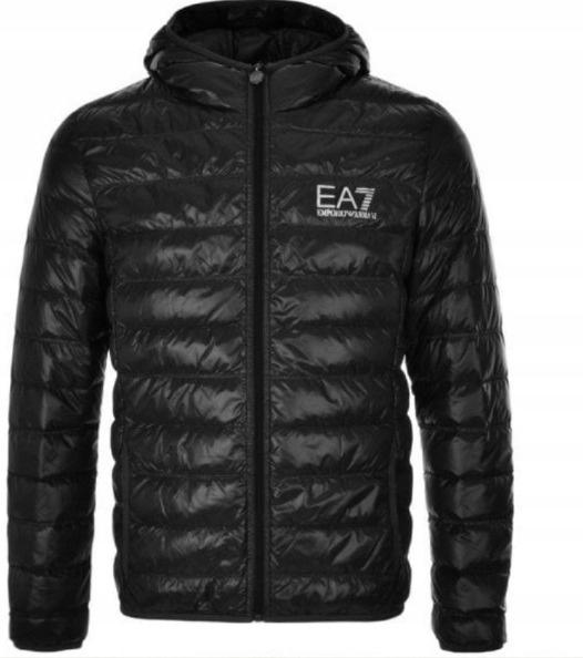 EA7 EMPORIO ARMANI kurtka Q43 czarna r.S