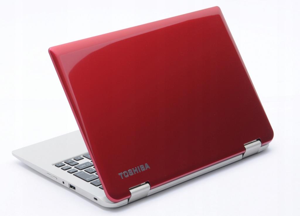 Toshiba Radius 11 CL10W N3050 2GB 32GB Win10 RED