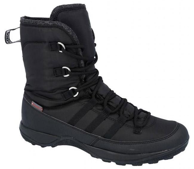 On Line Damskie Adidas Libria Pearl Tex Buty Zimowe Czarny
