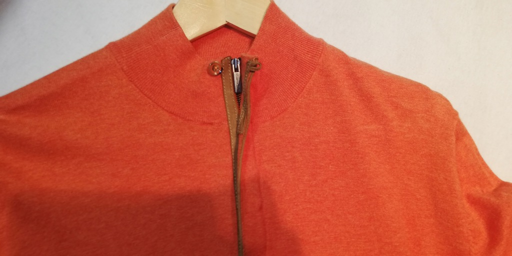 Massimo Dutti sweter M Orange