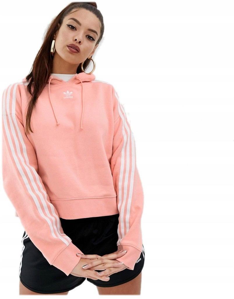 Bluza Adidas najnowsza kolekcja rozmiar 38 różowa Zdjęcie