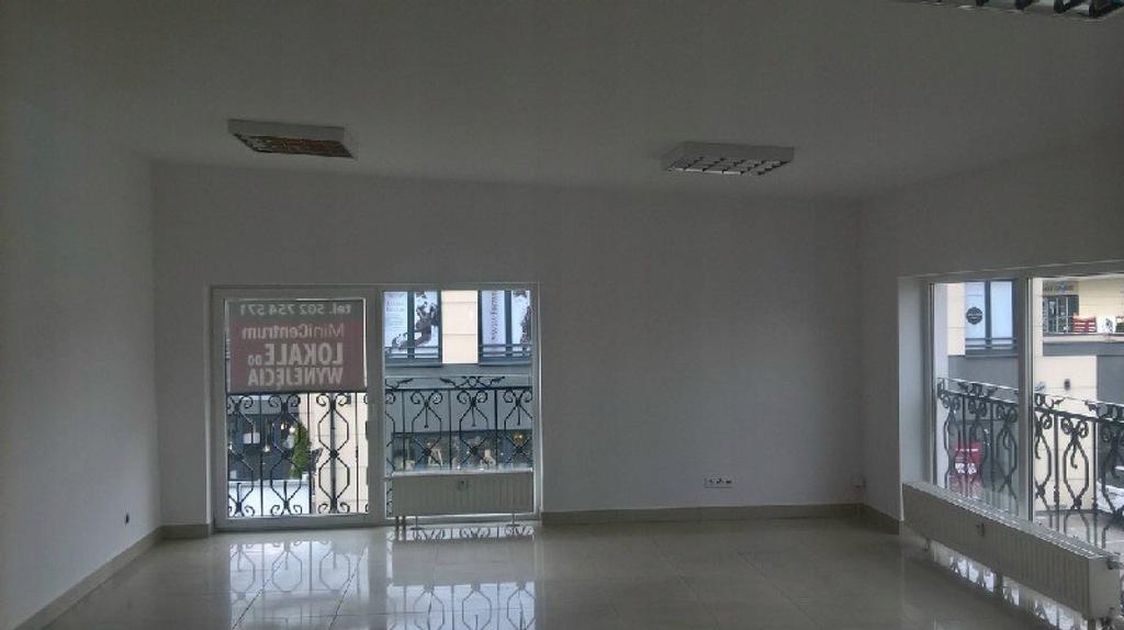 Komercyjne, Leszno, 60 m²