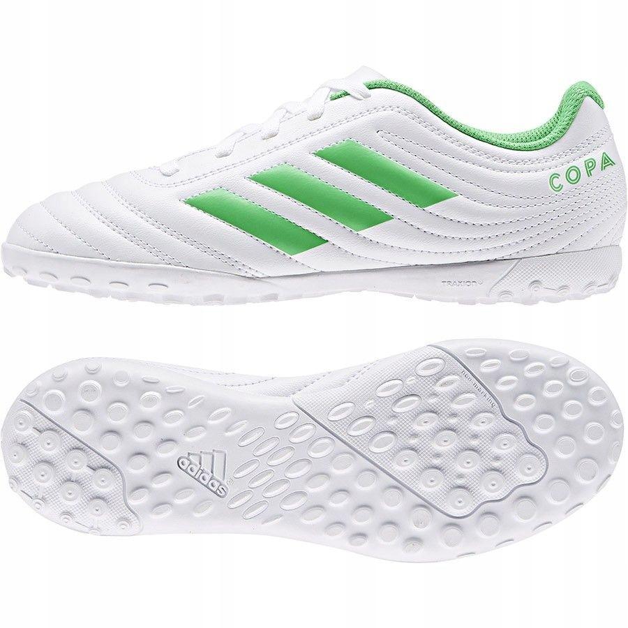 Buty piłkarskie turfy adidas Copa 19.4 TF J # 33