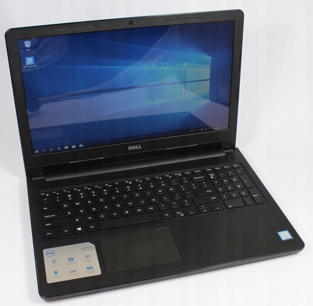 Dell Inspiron 15 3000 i5 7200U Dotykowy Ekran!