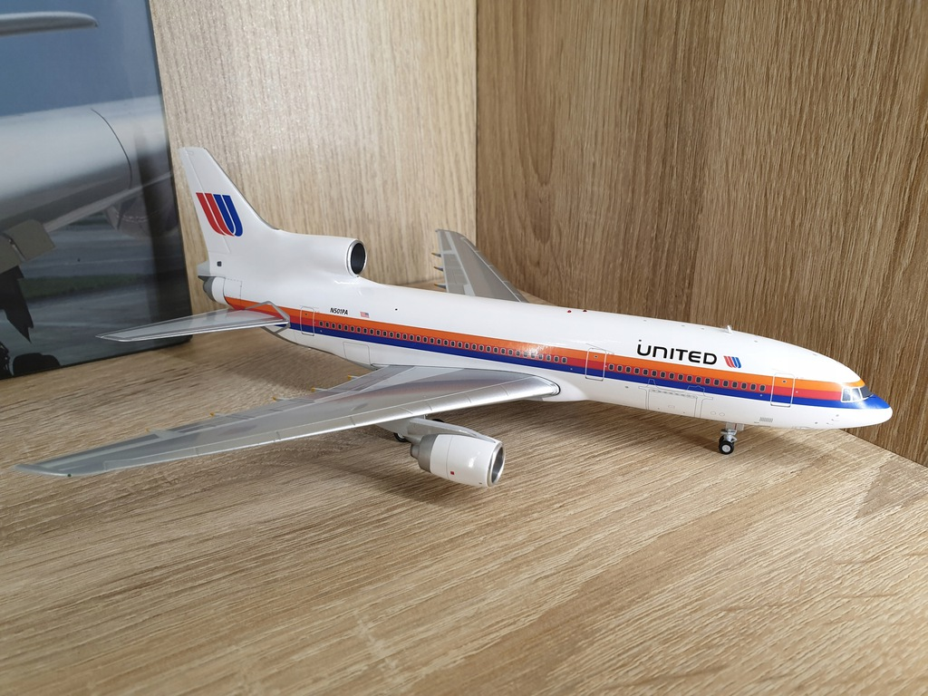Lockheed Tristar L-1011 United