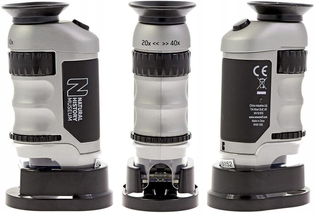 Mikroskop Kieszonkowy Natural History Nhm1005