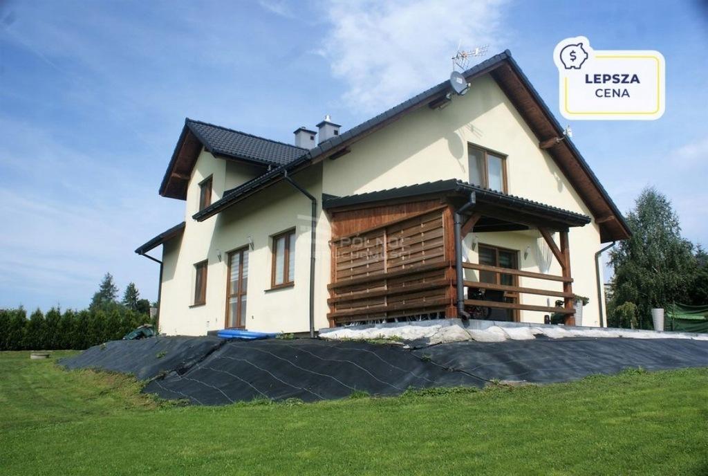 Dom, Rudzica, Jasienica (gm.), 220 m²