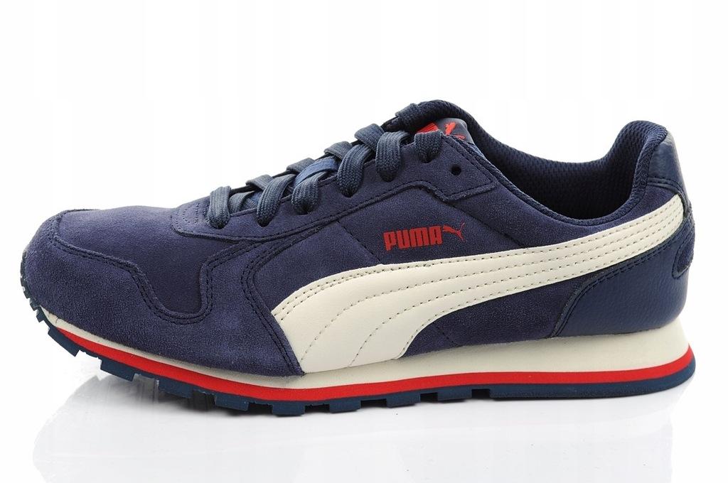 Buty Sportowe PUMA ST Runner [362076 01] r.38,5 7582534004