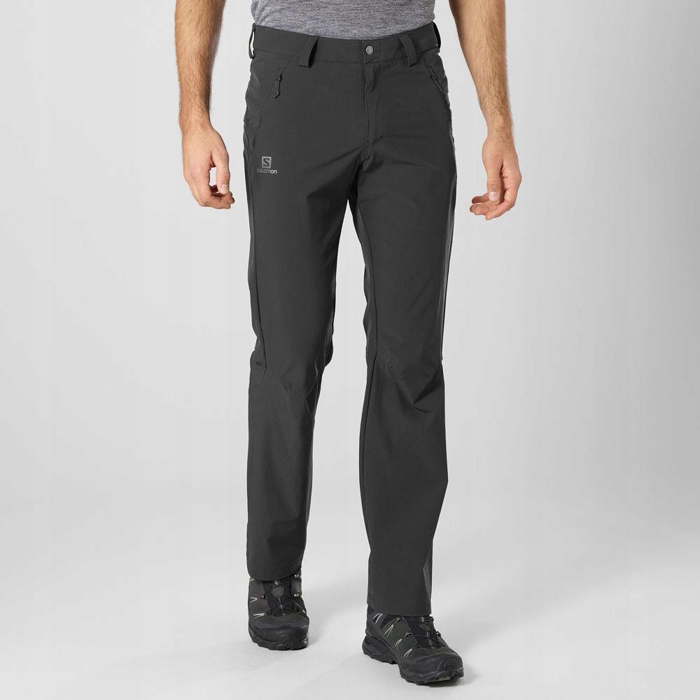 Spodnie trekkingowe męskie Salomon sklep internetowy Sport
