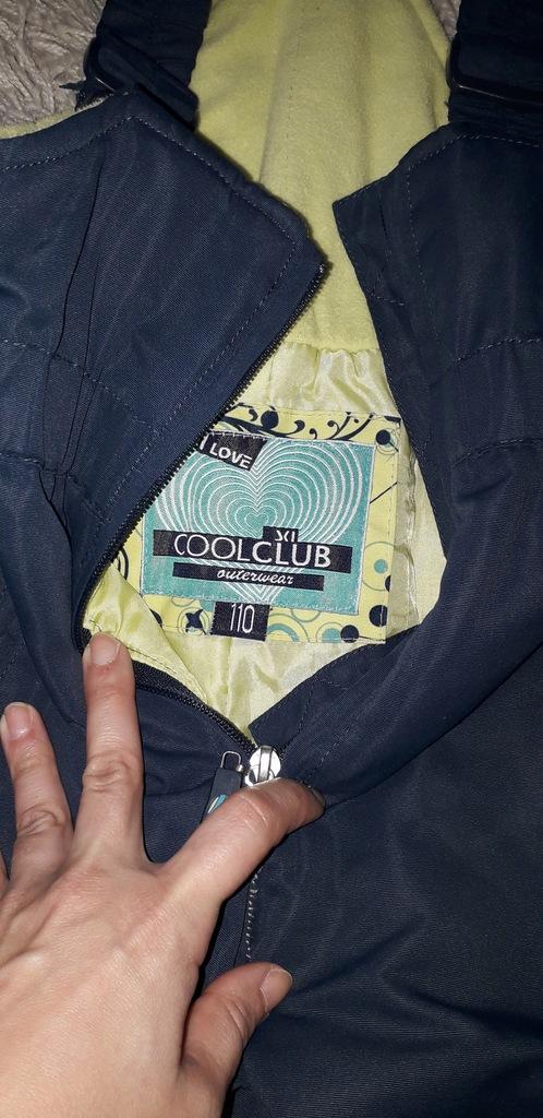 Spodnie narciarskie CoolClub r 104