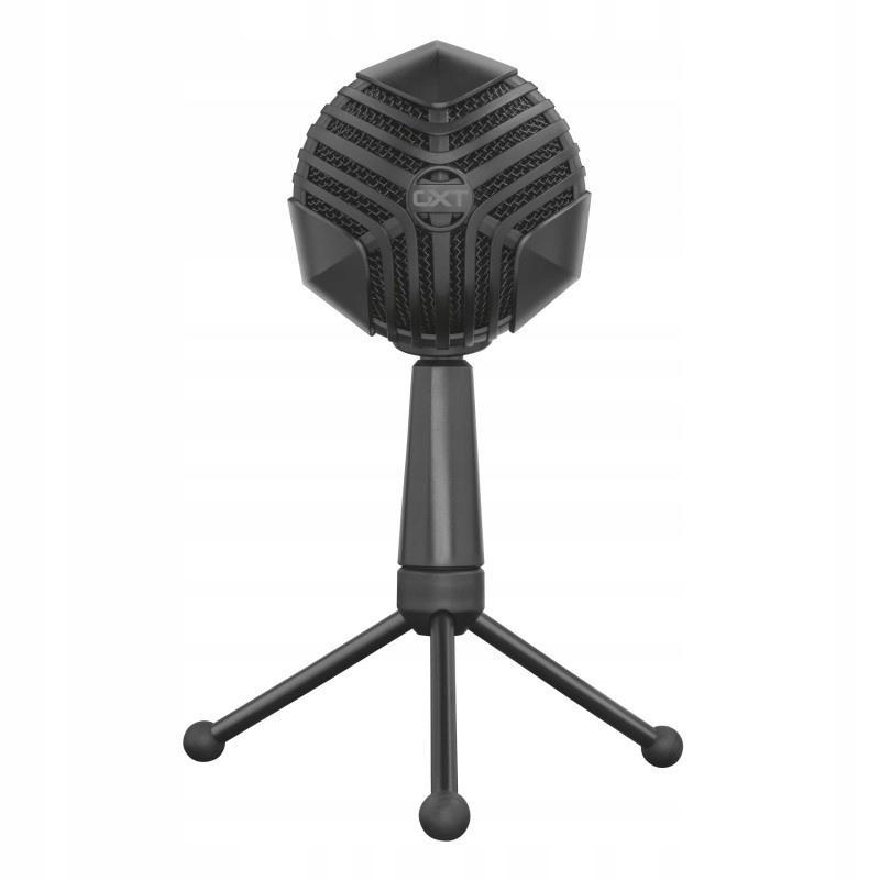 TRUST Mikrofon streamingowy GXT 248 LUNO USB