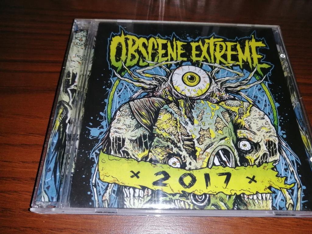 Various - Obscene Extreme 2017