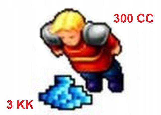 TIBIA REFUGIA 3KK 300 CC