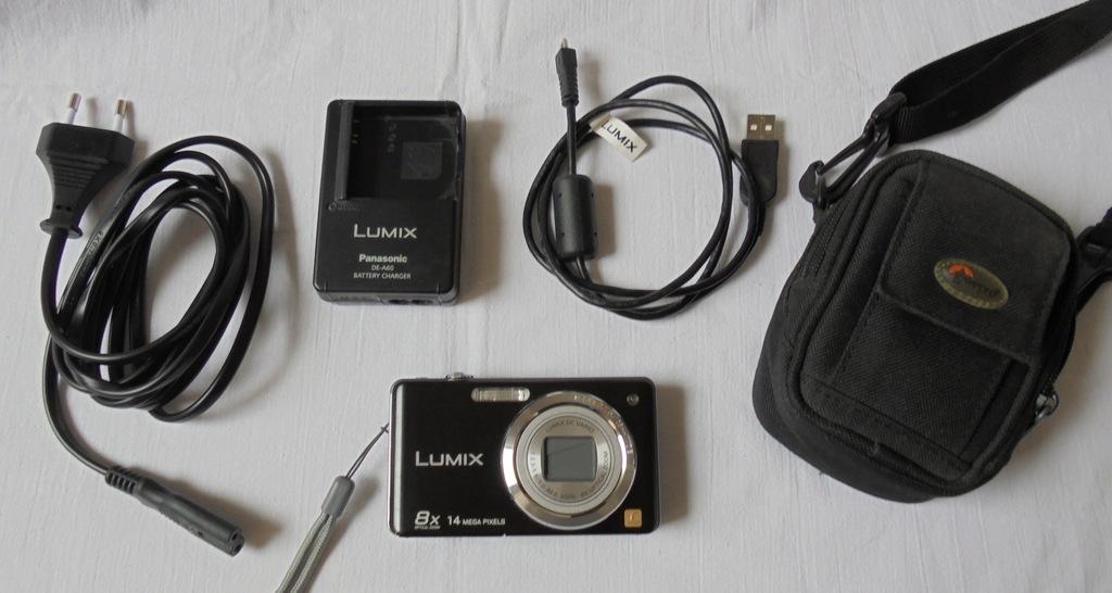 Panasonic Lumix DMC-FS30 aparat cyfrowy