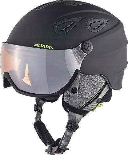 Alpina Grap Visor 2.0 HM Kask narciarski