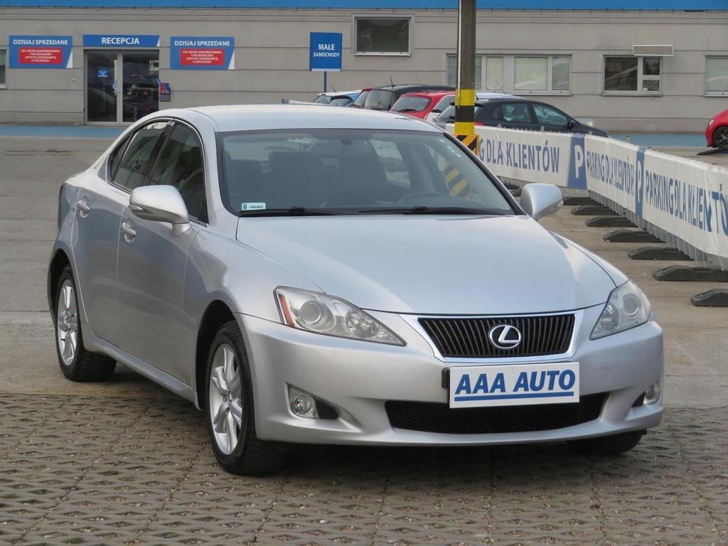 Lexus IS 220 d , Salon Polska, Serwis ASO, 174 KM