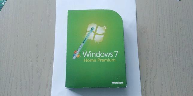 Windows 7 Home Premium BOX PL
