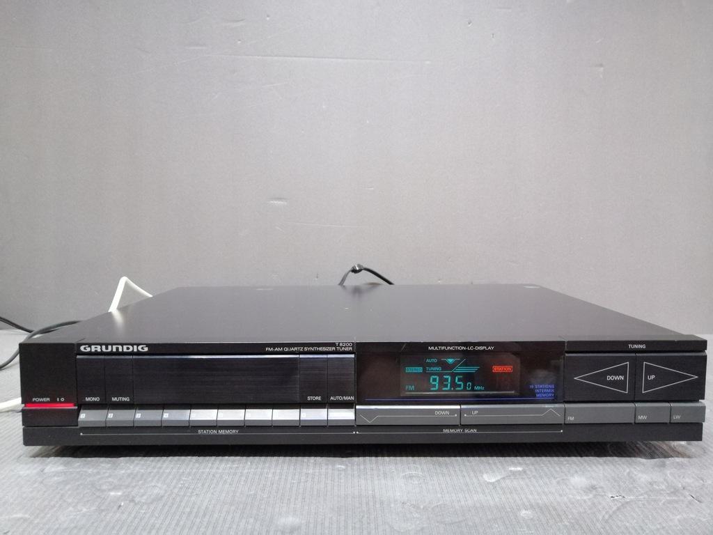 Tuner radiowy Grundig T8200