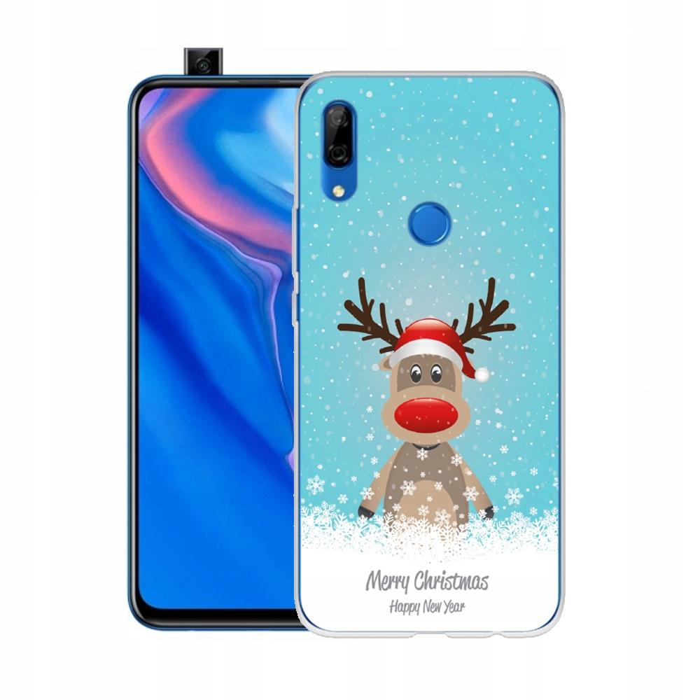 Swiateczne Etui Huawei P Smart Z Renifer Mikolajki 8653992516 Oficjalne Archiwum Allegro