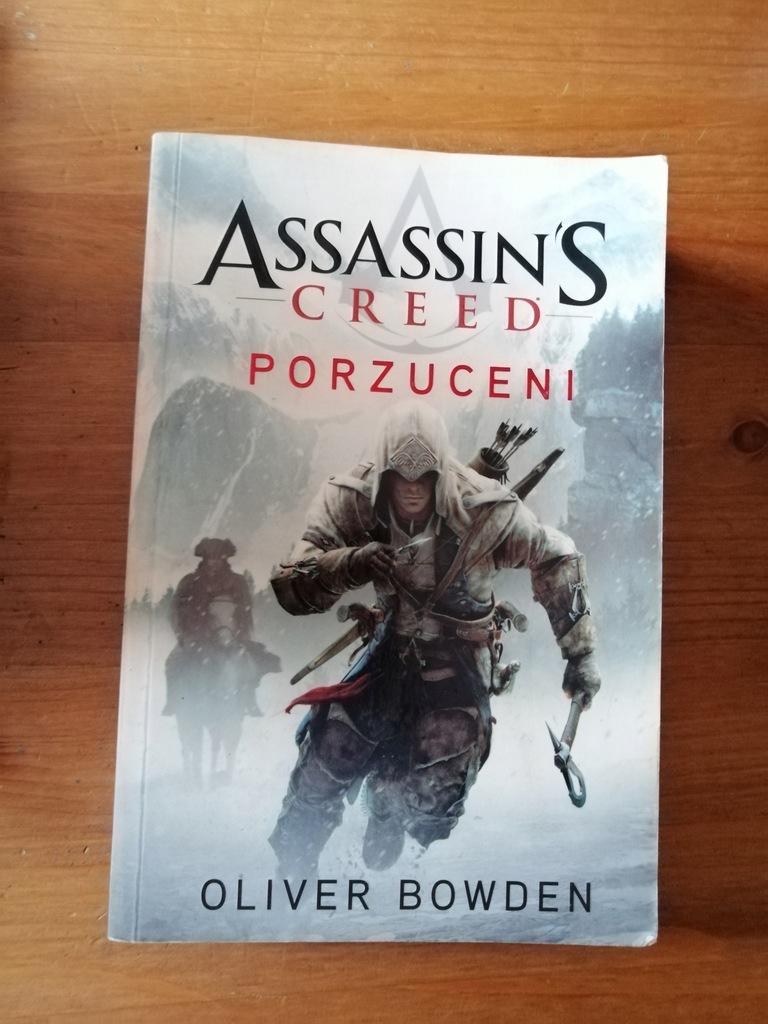 Assassin S Creed Porzuceni Oliver Bowden 9570990874 Oficjalne Archiwum Allegro