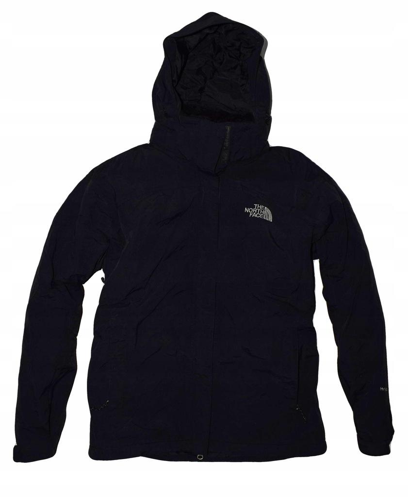 The North Face L ciepła kurtka podszyta miśkiem