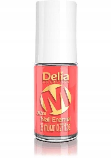 Delia Cosmetics Size M Emalia do paznokci 3.05 8