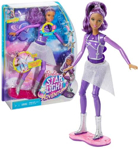 Barbie Gwiezdna Przygoda Lalka Surferka Dlt23 W24h 6934165686 Oficjalne Archiwum Allegro