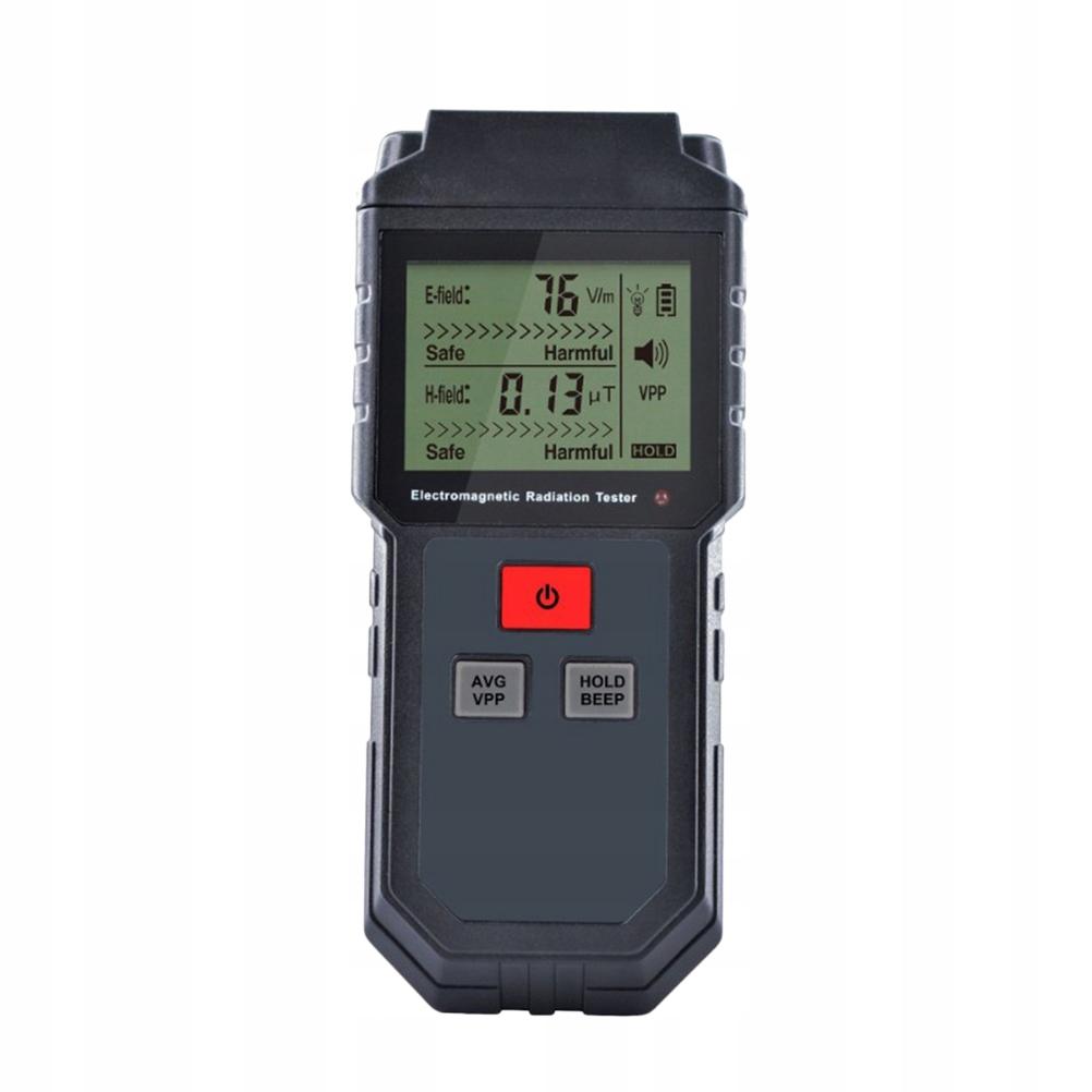 Ręczny Mini EMF Detektor dedukcji poświęcony wydan