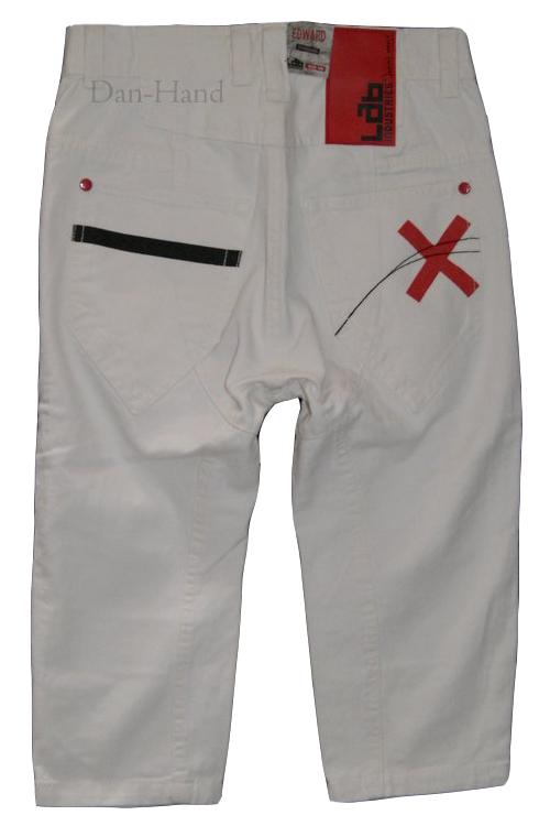 KappAhl Nowe modne jeansowe BERMUDY przeszycia 164