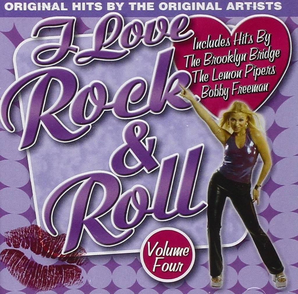 I Love Rock N Roll Volume 4
