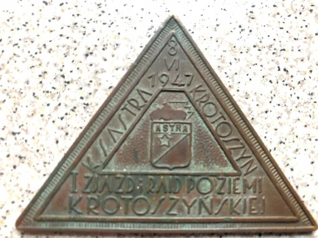 Astra Krotoszyn Rajd Po Ziemi Krotoszynskiej 47 8812986850 Oficjalne Archiwum Allegro