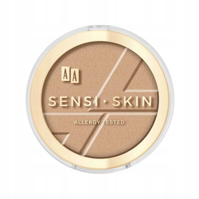 AA Sensi Skin Modelujący bronzer do twarzy 01 Ambe