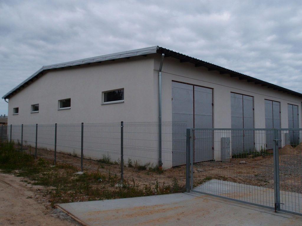 Magazyny i hale, Stargard, 56 m²