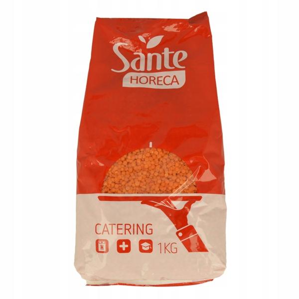 Sante Soczewica Czerwona 1000 g 1 kg