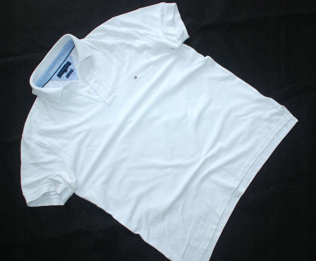 Tommy Hilfiger _ XL _ koszulka męska polo