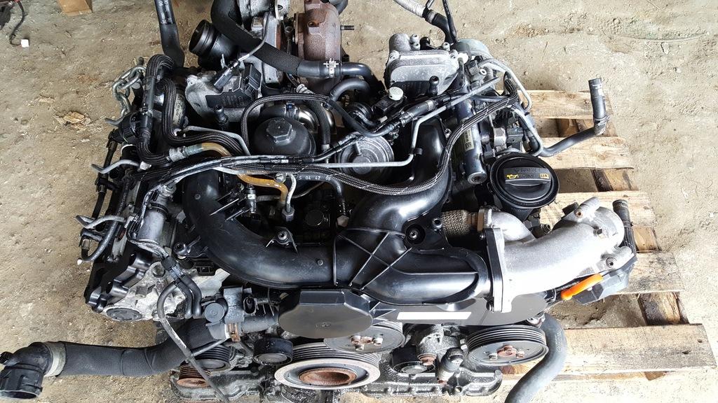 VW AUDI A6 C6 3.0TDI SILNIK BMK